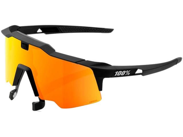 100% Speedcraft Air - Lunettes cyclisme - orange/noir